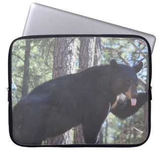 Black Bear Lap Top Sleeve
