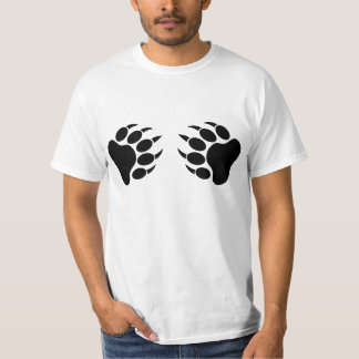 Black Bear Pride Bear Claw (R) T-Shirt