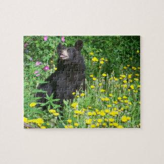 Black Bear Puzzle