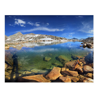 Black Bear Tarn - Sierra Postcard