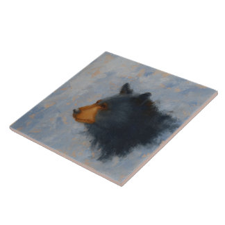 Black Bear Tile