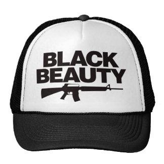 Black Beauty AR - Black Mesh Hat