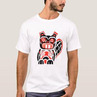 black beaver T-Shirt