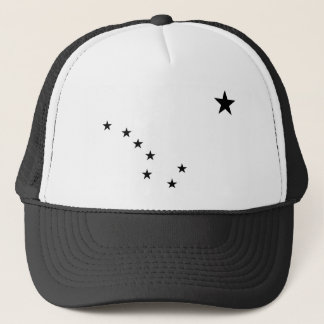 Black Big Dipper Trucker Hat