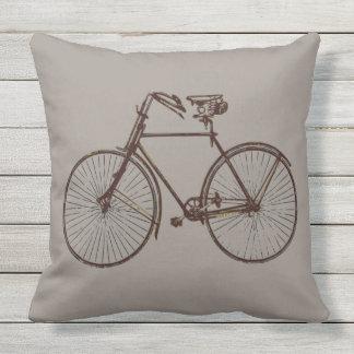 Throw Pillows With Bikes : Biking Outdoor Cushions & Pillows Zazzle.com.au