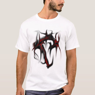 Black Blood Flow T-Shirt