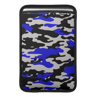 BLACK & BLUE CAMO SLEEVE FOR MacBook AIR