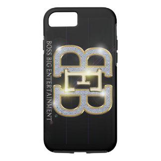 Black Boss Big Device Cover