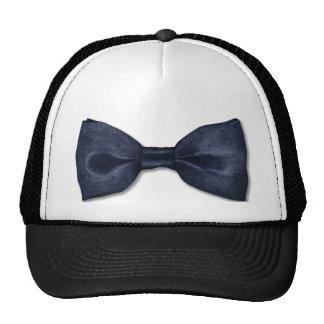 Black Bowtie Hat