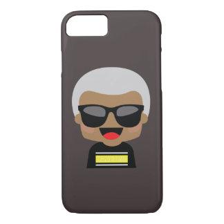 Black Boy iPhone 8/7 Case
