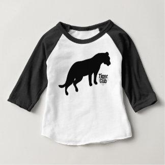 Black Branded Baby T-Shirt