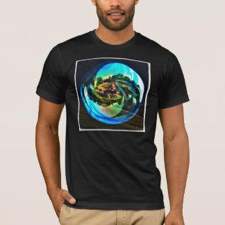 Black Bubble Fashion T-Shirt