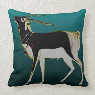 Black Buck Cushion