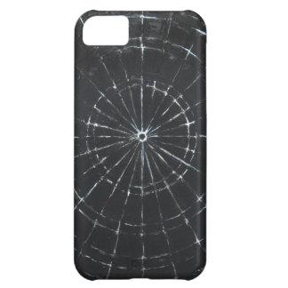 Black Bull s Eye black minimalism Cover For iPhone 5C
