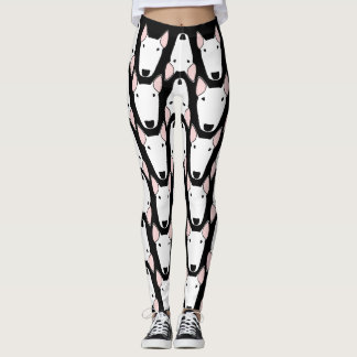 Black Bully Gridlock Leggings