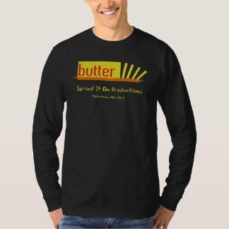 black butter T-Shirt