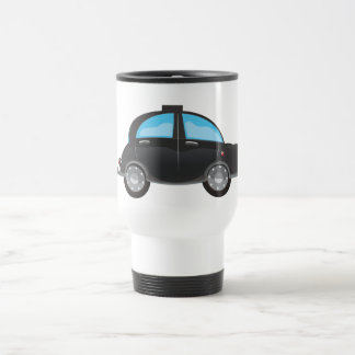 Black Cab Travel Mug