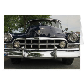 Black Cadillac Card