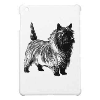 Black Cairn Terrier Dog iPad Mini Cases