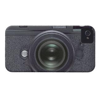 Black camera iPhone 4 covers