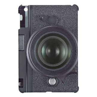 Black camera cover for the iPad mini