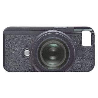 Black camera tough iPhone 5 case