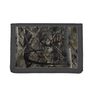 Black & Camo Hunt's End Wallet