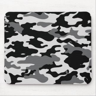 BLACK CAMO -  Mousepad