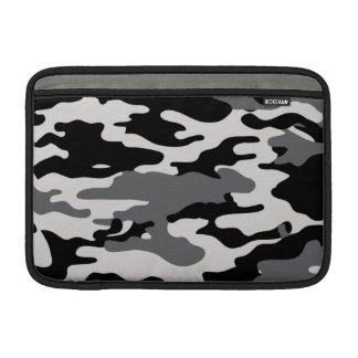 BLACK CAMO SLEEVE FOR MacBook AIR