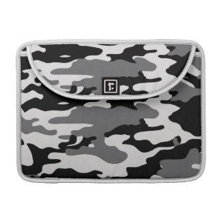 BLACK CAMO SLEEVE FOR MacBooks