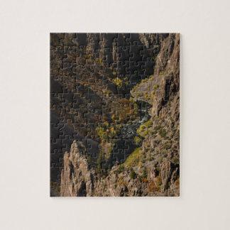 black canyon jigsaw puzzle