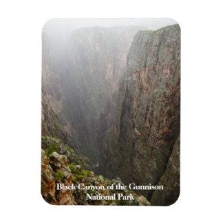Black Canyon of the Gunnison Nationa Park Colorado Magnet