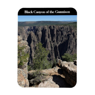 Black Canyon of the Gunnison National Park Colo. Magnet