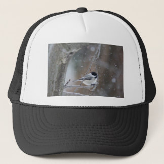 Black-capped Chickadee - Songbird Trucker Hat