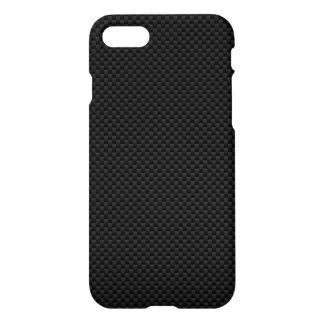Black Carbon Fiber Automotive Texture iPhone 8/7 Case