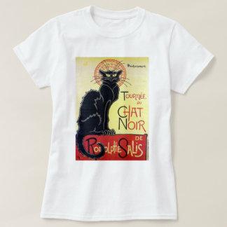 Black Cat, Alexandre Steinlen T-Shirt