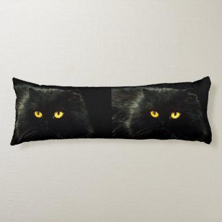Black Cat Body Cushion