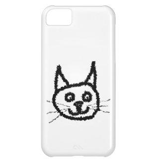 Black Cat iPhone 5C Covers