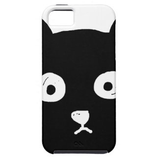 Black Cat iPhone 5 Cases