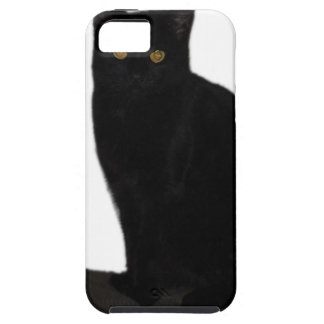 black Cat Case For The iPhone 5