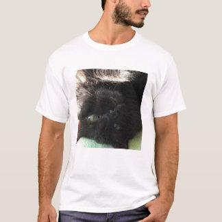 BLACK CAT CHARM T-Shirt