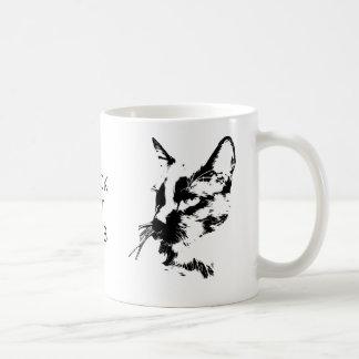 """Black Cat Club"" Mug"