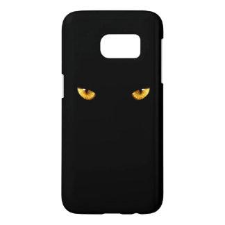 Black Cat Eyes Galaxy