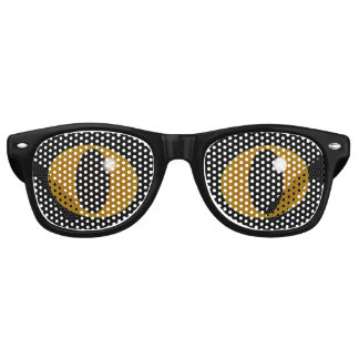 Black Cat Eyes Party Shades