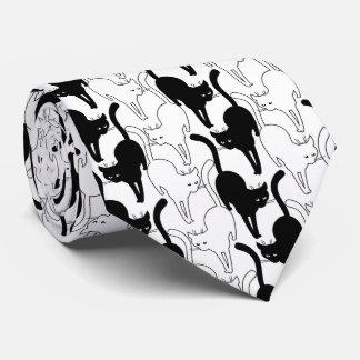Black Cat Friday Tie
