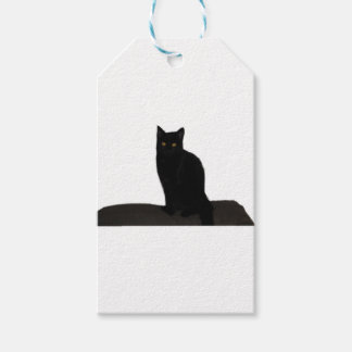 Black Cat Gift Tags