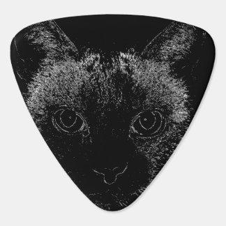 Black Cat Guitar Pick