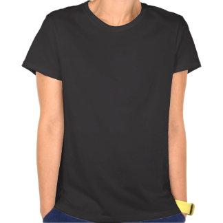 Black Cat Hiding in Grass Shirts