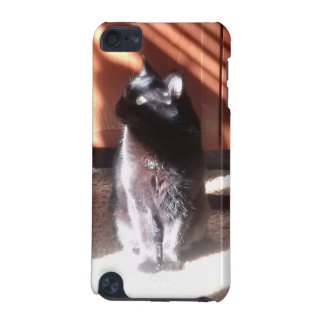 black cat in thought iPod Touch 5g iPod Touch (5th Generation) Cover