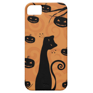 Black Cat iPhone 5 Case